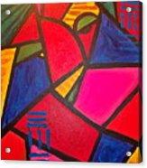 Sifuri Acrylic Print