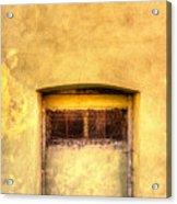 Sighisoara, Old Town Acrylic Print