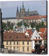Sight At Prague Acrylic Print
