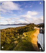 Sightseeing Southern Tasmania Acrylic Print