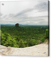 Sigiriya Panorama Acrylic Print