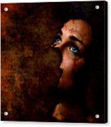Silenced Acrylic Print