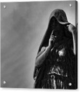 Silent Angel Acrylic Print