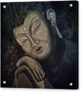 Silent Meditations Acrylic Print