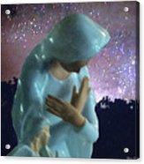 Silent Prayer Acrylic Print