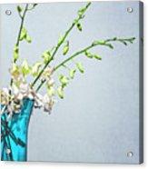Silent Stems Acrylic Print