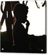 Silueta Acrylic Print