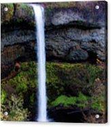 Silver Falls State Park Oregon 4 Acrylic Print