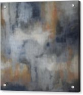 Silver Lida Acrylic Print
