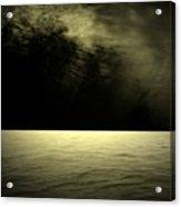 Silver Light Acrylic Print