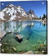Silver Pass Tarn - Johm Muir Trail Acrylic Print