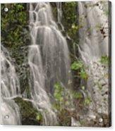 Silverdale Falls 2 Acrylic Print