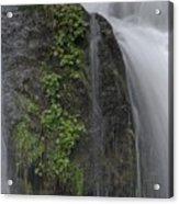 Silverdale Falls Acrylic Print