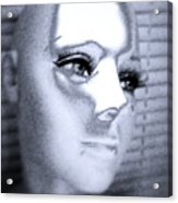 Silver Queen Acrylic Print