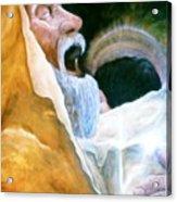 Simeon And His Salvation Acrylic Print