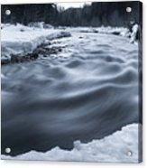 Similkameen River Acrylic Print