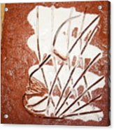 Simon - Tile Acrylic Print
