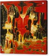 Simpathy For The Devil Acrylic Print