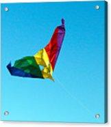 Simple Kite Acrylic Print