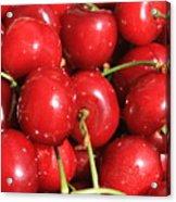 Simply Cherries  Acrylic Print