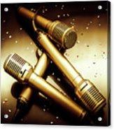 Sing Star Concert Acrylic Print