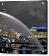 Singapore Merlion Acrylic Print