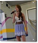 Singer # 20b Acrylic Print
