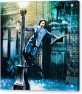 Singin' In The Rain Acrylic Print