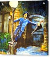 Singin In The Rain Acrylic Print