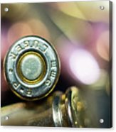 Single Luger Acrylic Print