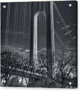 Single Tower Acrylic Print