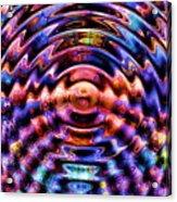 Singulation Acrylic Print