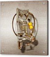Sioux Drill Motor 1/2 Inch Acrylic Print