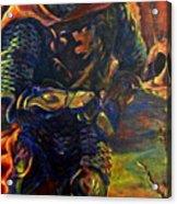 Sir Gaiwan Acrylic Print