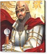 Sir Gawain Acrylic Print