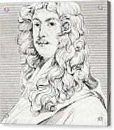 Sir Peter Lely, 1618 Acrylic Print