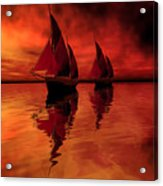 Siren Song Acrylic Print