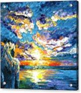 Siren's Dream Acrylic Print