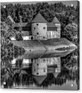 Sisak Fortress, Croatia Acrylic Print