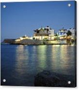 Sissi, Crete Acrylic Print