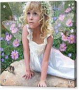 Sissy Fairy Acrylic Print