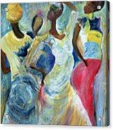 Sister Act Acrylic Print