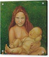 Sisters Of Mine Acrylic Print