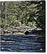 Six Mile Creek Ithaca Ny Acrylic Print