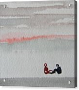 Six Seasons Dance Five Acrylic Print