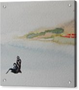 Six Seasons Dance Two Acrylic Print