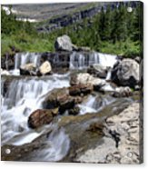 Siyeh Bend Going-to-the-sun Glacier National Park-5 Acrylic Print