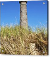 Skagen Denmark - Lighthouse Grey Tower Acrylic Print