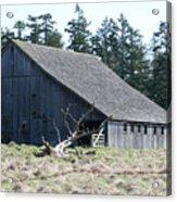 Skagit Barn Sb5014 Acrylic Print