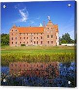 Skarhult Castle Acrylic Print